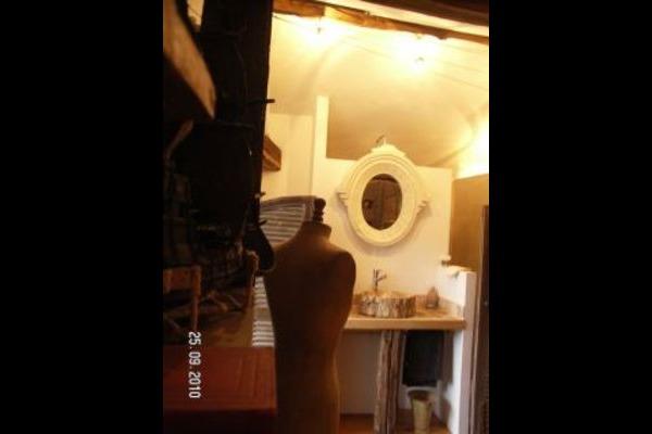 Décoration Miroir salle de bain - Chambre d'hôtes - Lasserre