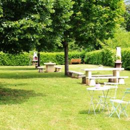 Terrasse - Location de vacances - Tarascon-sur-Ariège