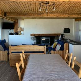 chambre 1 - Location de vacances - Ustou