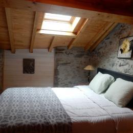 Chambre - Location de vacances - Goulier