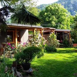 STUDIO OUVERTURE JARDIN - Location de vacances - Foix