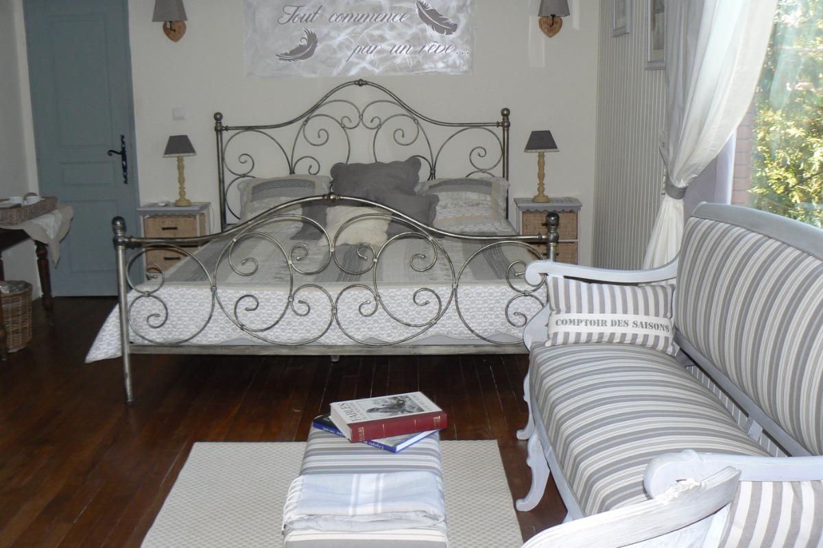- Chambre d'hôtes - Rieux-de-Pelleport