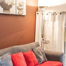 Chambre double - Location de vacances - Ax-les-Thermes