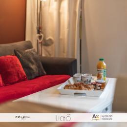 Chambre quadruple - Location de vacances - Ax-les-Thermes