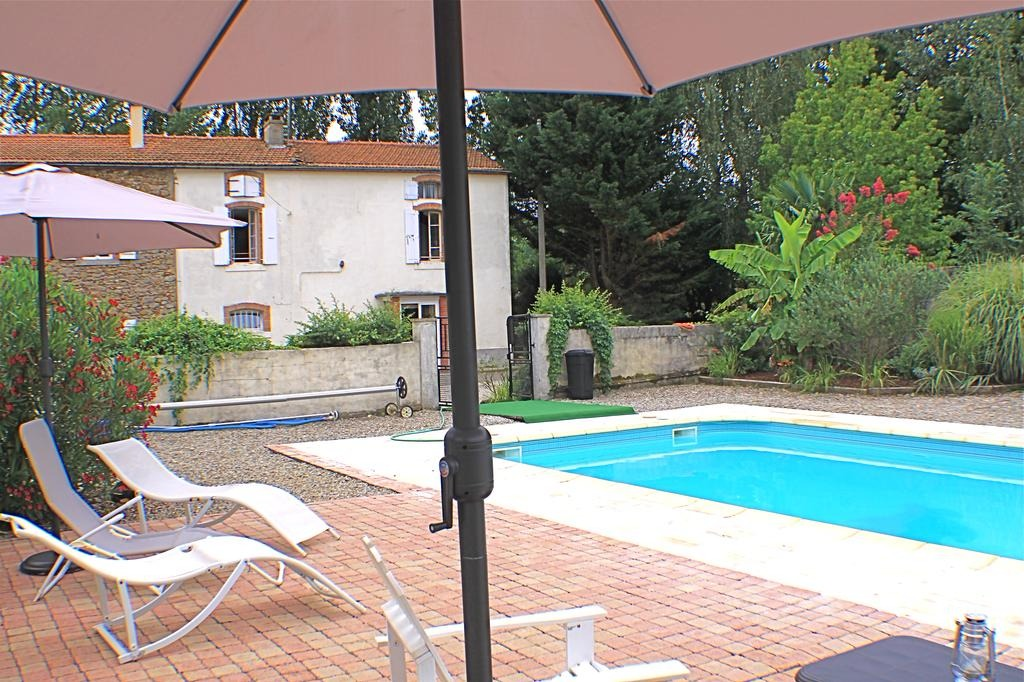 Piscine - Location de vacances - Tourtrol