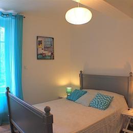 Chambre double - Location de vacances - Tourtrol