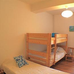 Chambre enfants - Location de vacances - Tourtrol