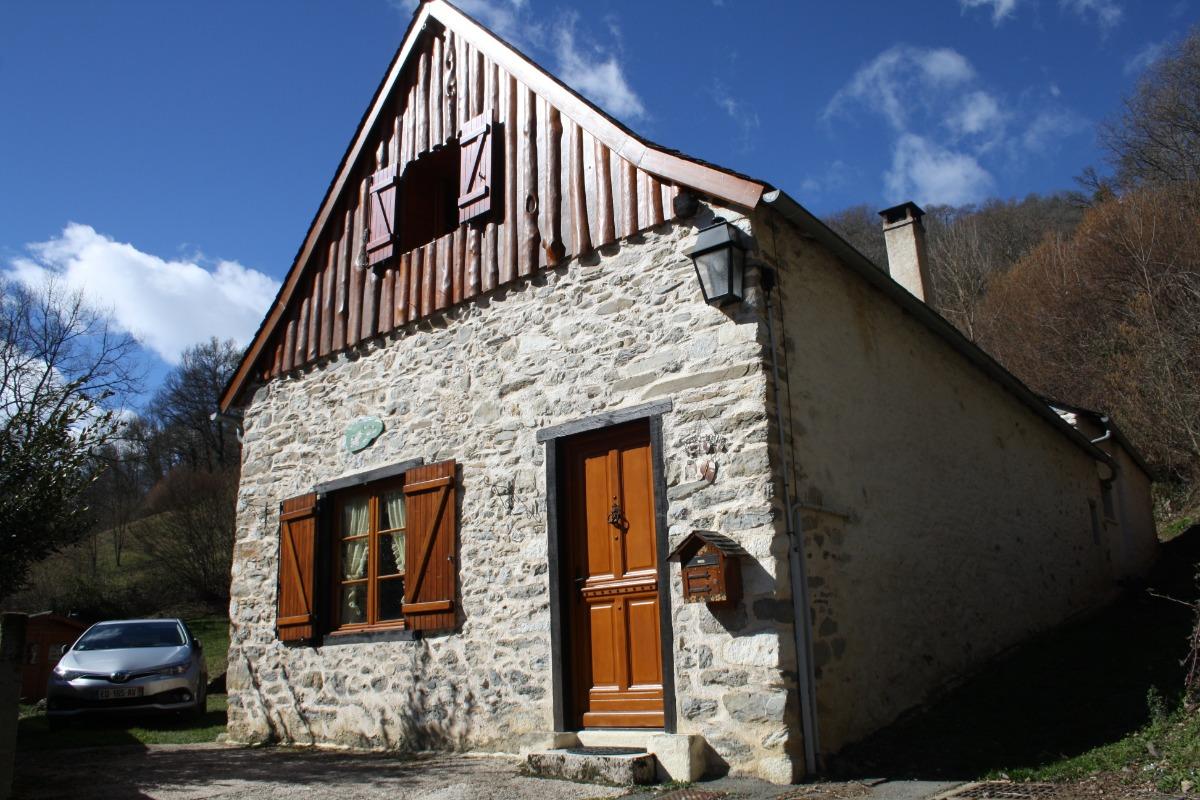 Façade - Location de vacances - Saint-Lary