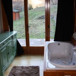 Salle de bains - Location de vacances - Saint-Lary