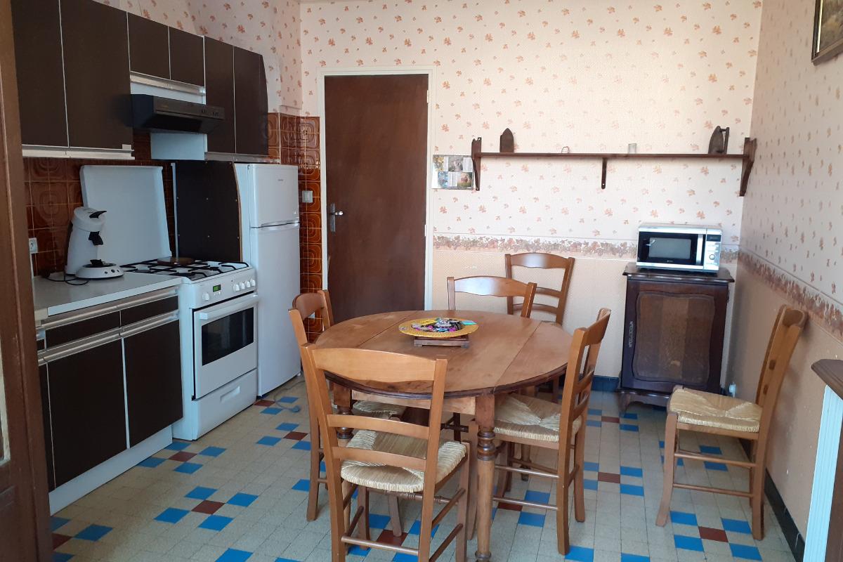 cuisine - Location de vacances - Lavelanet