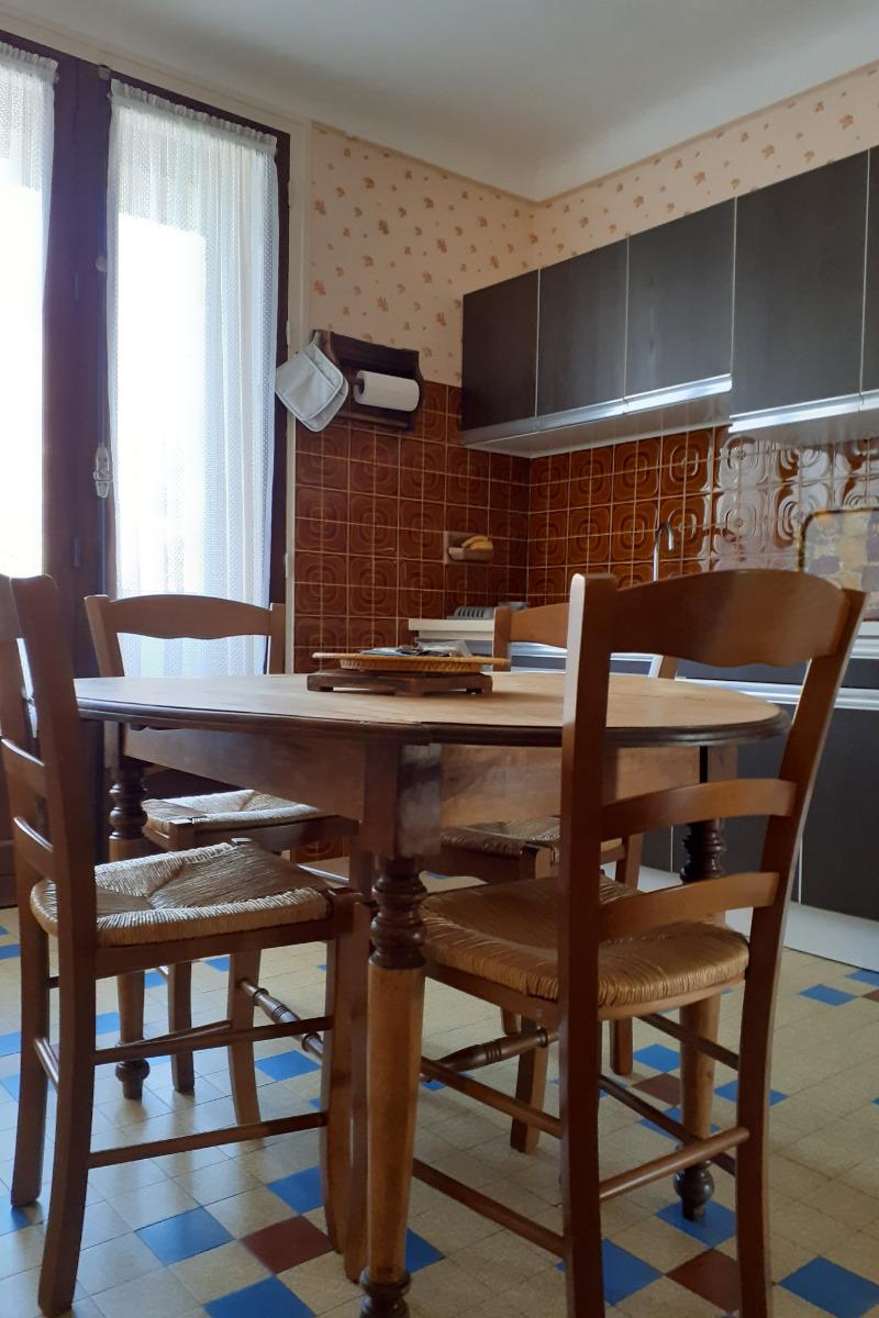 séjour salle a manger - Location de vacances - Lavelanet