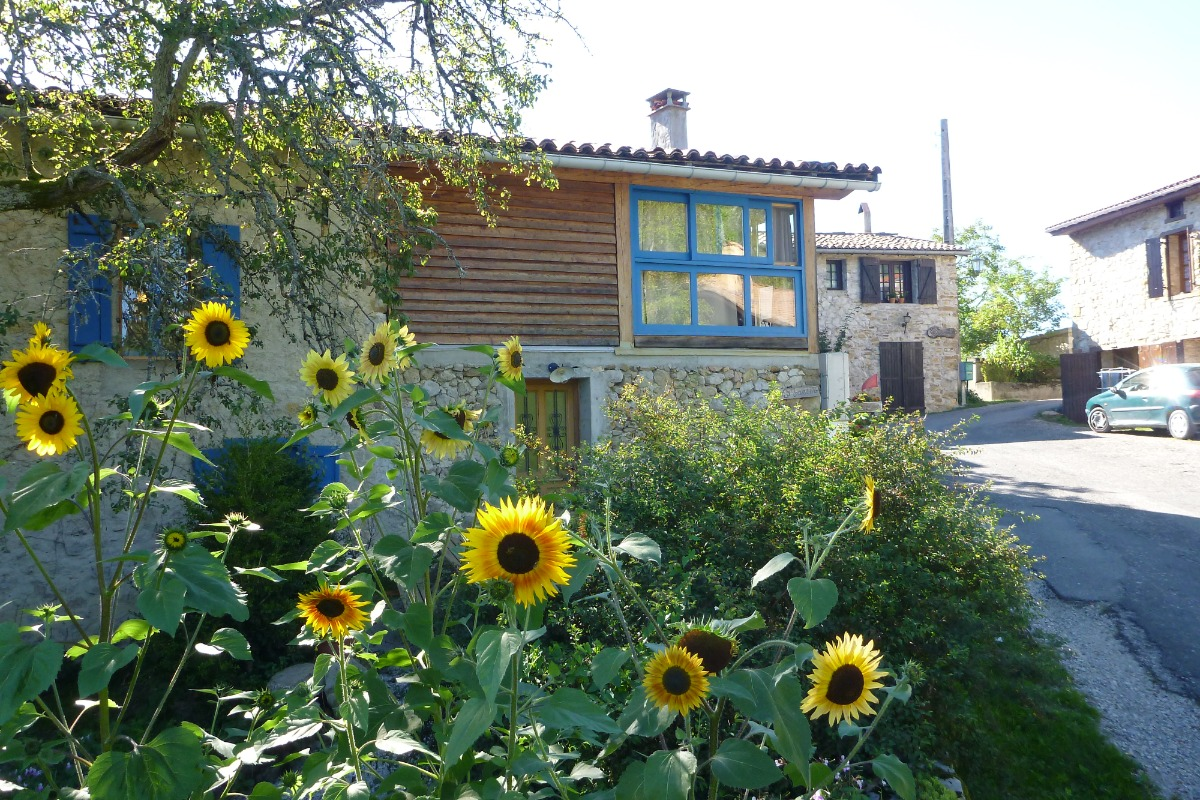 Extérieur - Location de vacances - Roquefixade