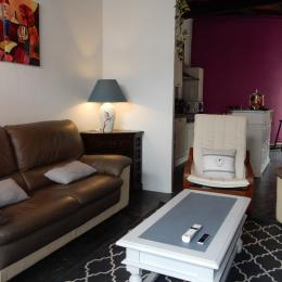 Salon - Location de vacances - Saint-Lizier