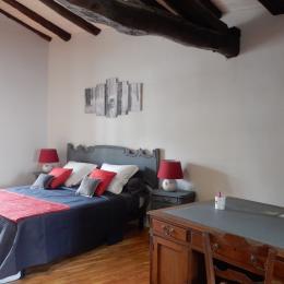 Chambre triple - Location de vacances - Saint-Lizier