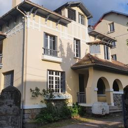La maison - Vue de devant - Location de vacances - Ax-les-Thermes