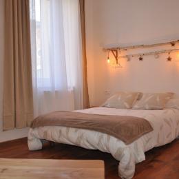 Chambre 1 - Location de vacances - Villeneuve-d'Olmes