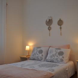 Chambre 2 - Location de vacances - Villeneuve-d'Olmes