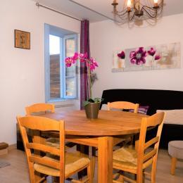 Salon - Location de vacances - Ax-les-Thermes
