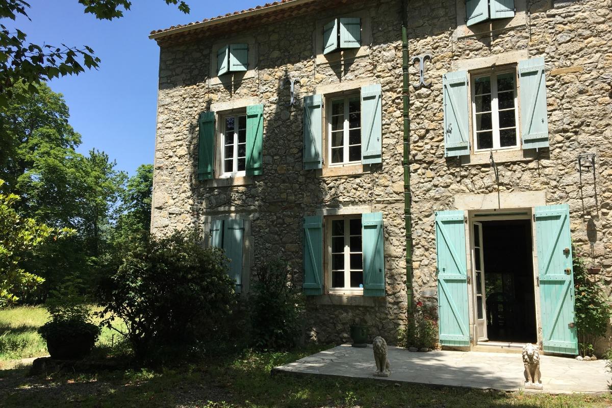 Gîte du Domaine de la Garennette - Location de vacances - Bélesta