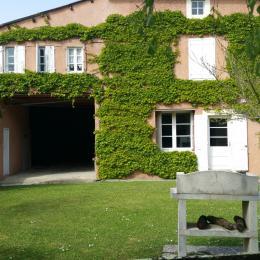 Gîte de Charme au Domaine de Marlas - Location de vacances - Rieucros