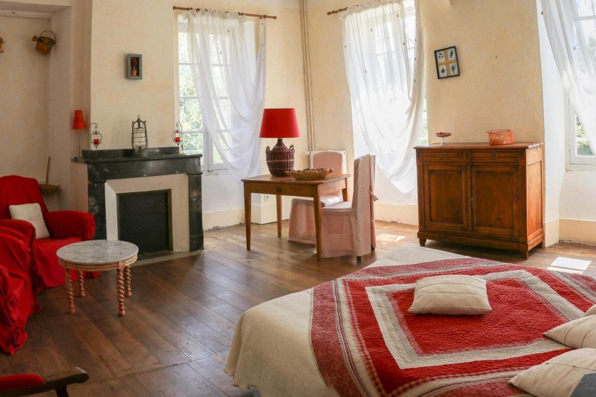 Chambre Le Bosquet - Chambre d'hôtes - Rieucros