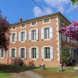 Domaine de Marlas - Chambre d'hôtes - Rieucros