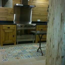 Piano de cuisson - Location de vacances - Mérens-les-Vals