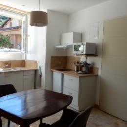 Lit en 160 cm - Location de vacances - Tarascon-sur-Ariège