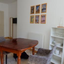Salle d'eau - Location de vacances - Tarascon-sur-Ariège