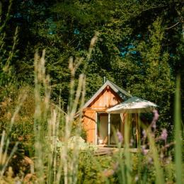 Terrasse et vue La Casita - Location de vacances - Alos