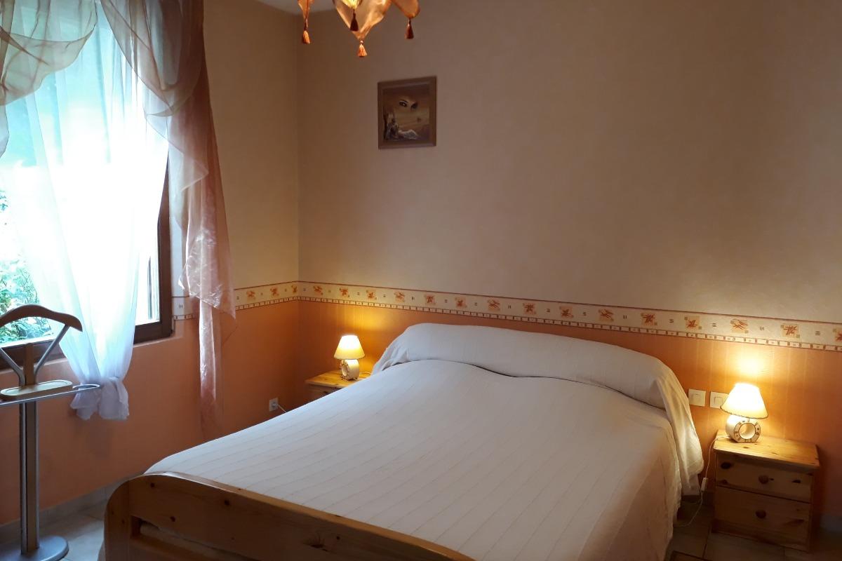 La cuisine intégrée - Location de vacances - Belfort