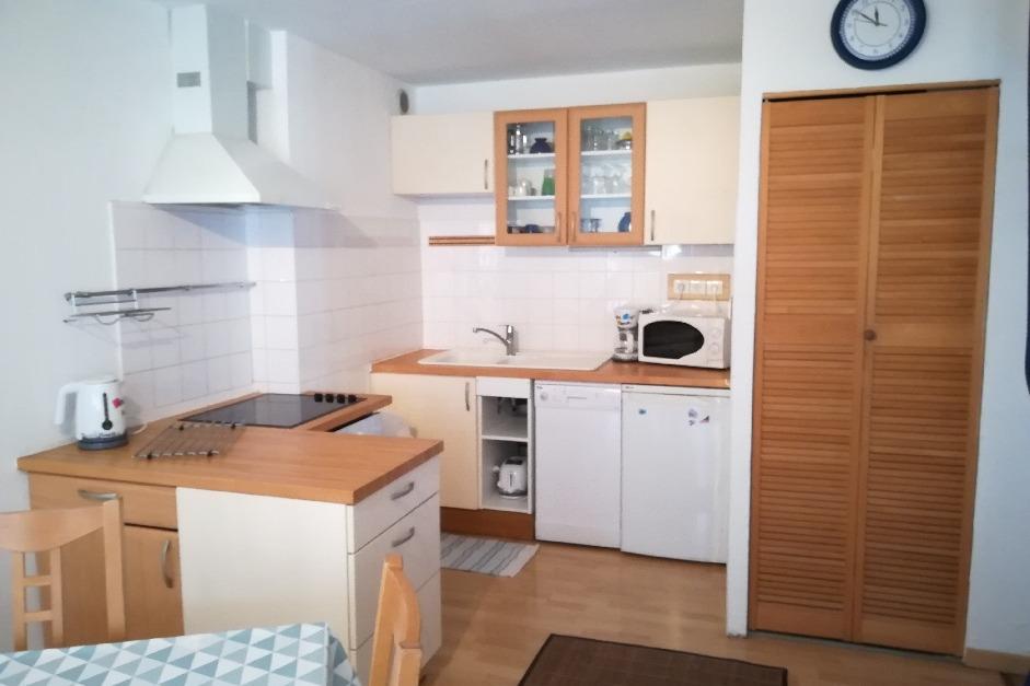 La cuisine - Location de vacances - Belfort