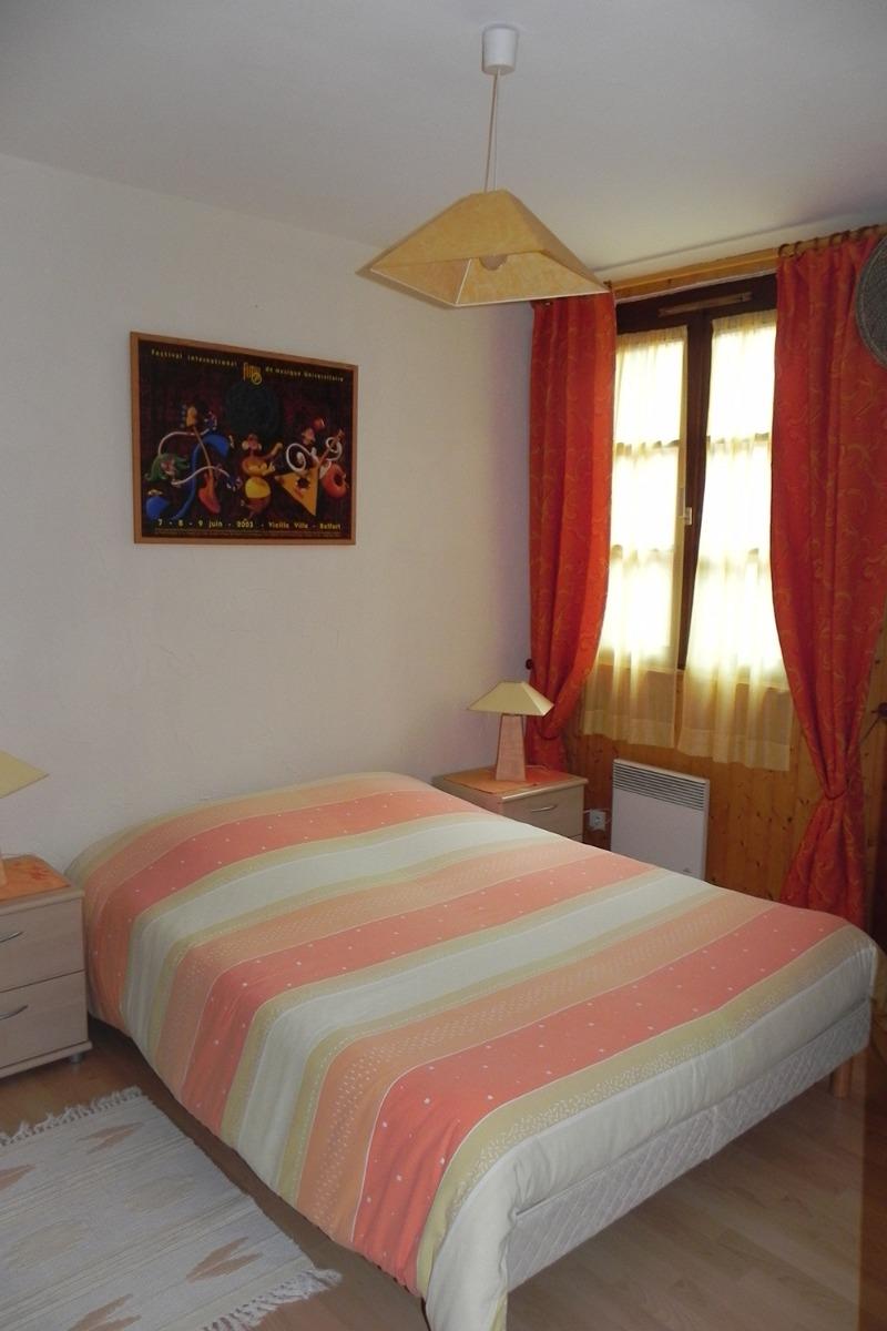 La chambre - Location de vacances - Belfort