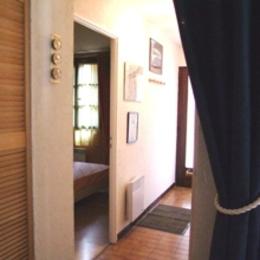 Le couloir - Location de vacances - Belfort