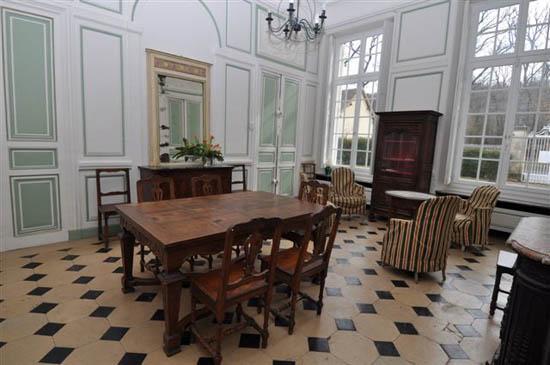 Salle à manger - Chambre d'hôtes - Bures-sur-Yvette