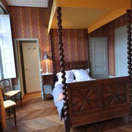 chambre du général - Chambre d'hôtes - Bures-sur-Yvette