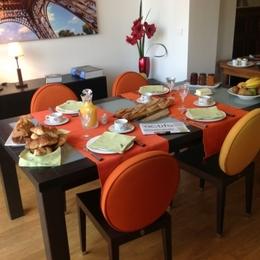 LaDefenseCoteJardin - Chambre d'hôtes - La Garenne-Colombes