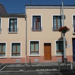 A Toi mon Toit coté rue - Location de vacances - Bagnolet
