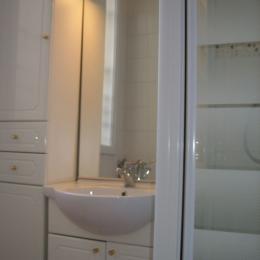 aperçu de l'espace salle de bain - Location de vacances - Le Pré-Saint-Gervais