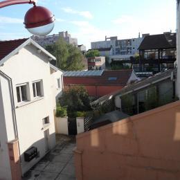 première vue sur l'extérieur de l'immeuble - Location de vacances - Le Pré-Saint-Gervais