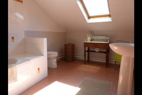Salle de bain - Location de vacances - Noisy-le-Sec