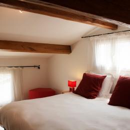 Chambre à l'étage - Chambre d'hôte - Neuilly-Plaisance