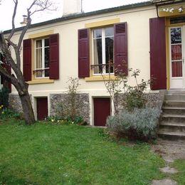 La Bastide Neuve et son jardin privatif - Location de vacances - Joinville-le-Pont