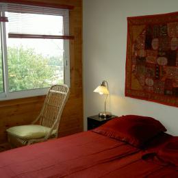 La Chinoise, chambre double - Location de vacances - Cachan