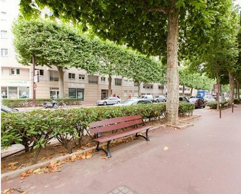 la rue - Location de vacances - Charenton-le-Pont