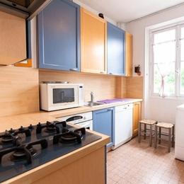 cuisine - Location de vacances - Charenton-le-Pont