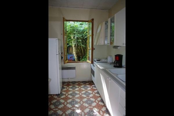 La cuisine - Location de vacances - Joinville-le-Pont