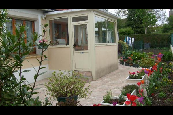 L'entrée de la maison - Location de vacances - Goussainville