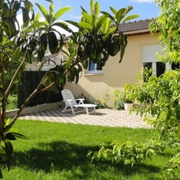 Terrasse - Location de vacances - Montmorency