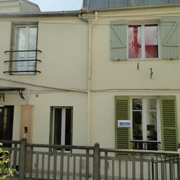 Façade  - Location de vacances - Enghien-les-Bains